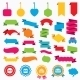Sale Speech Bubble Icons. Buy Cart Symbol - GraphicRiver Item for Sale