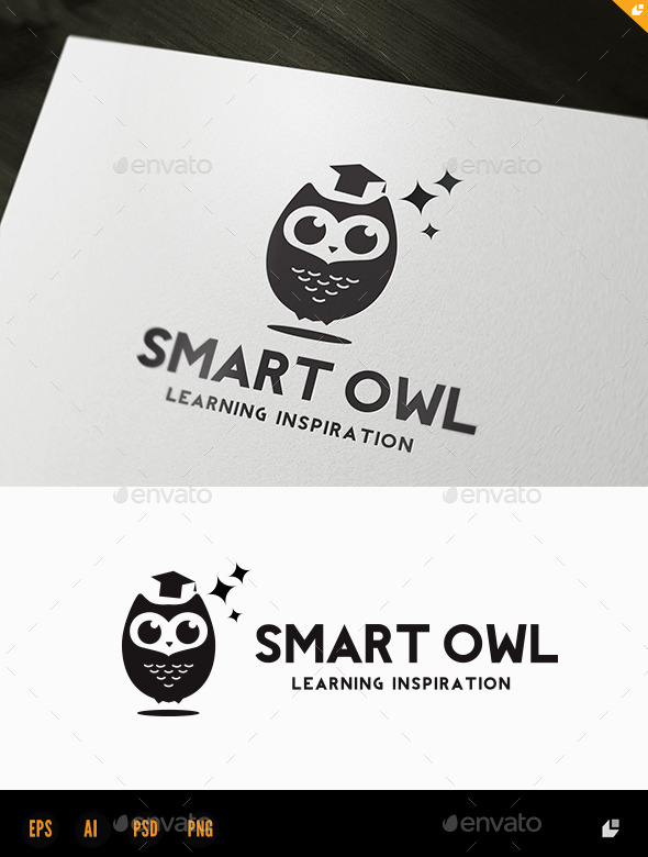 GraphicRiver Smart Owl 11443107