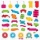 Sale Arrow Tag Icons. Discount Off Symbols. - GraphicRiver Item for Sale