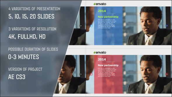 VideoHive Clean Corporate Timeline 11389578