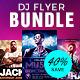 DJ Flyer Template PSD Bundle - GraphicRiver Item for Sale