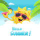 Hello Summer - GraphicRiver Item for Sale