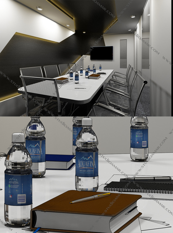 3DOcean Conference Room 8080 135 11444040