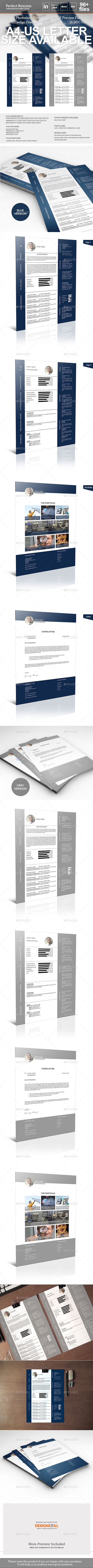 GraphicRiver Resume 11444091