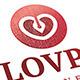 Pen Love Logo - GraphicRiver Item for Sale