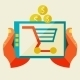 Electronic Commerce And Various Shopping - GraphicRiver Item for Sale