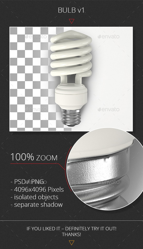 GraphicRiver Bulb V1 11444702