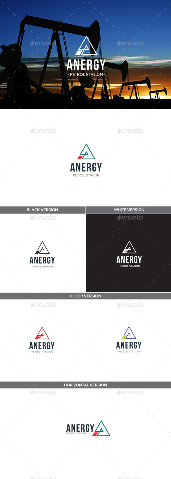 GraphicRiver Anergy 11444701