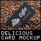 Coffee & Muffin Mock-up