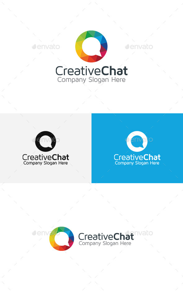 GraphicRiver Creative Chat 11444929
