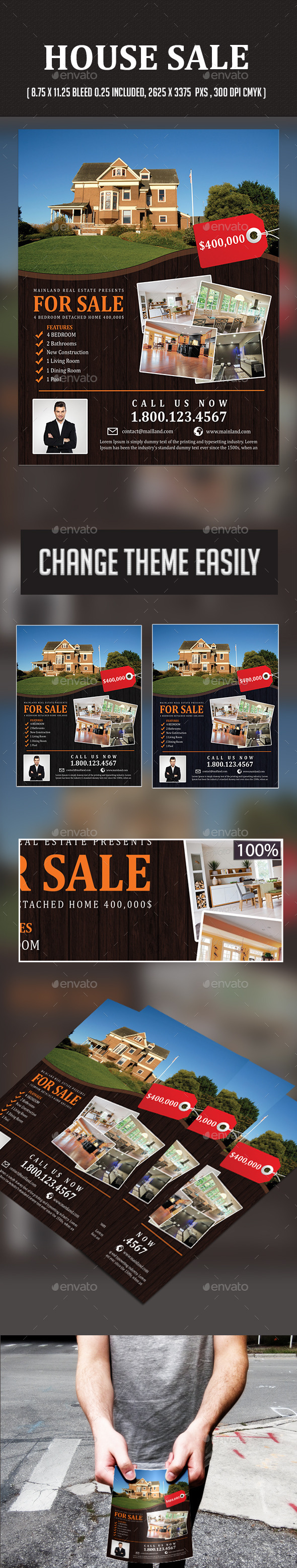 GraphicRiver Real Estate 11445189