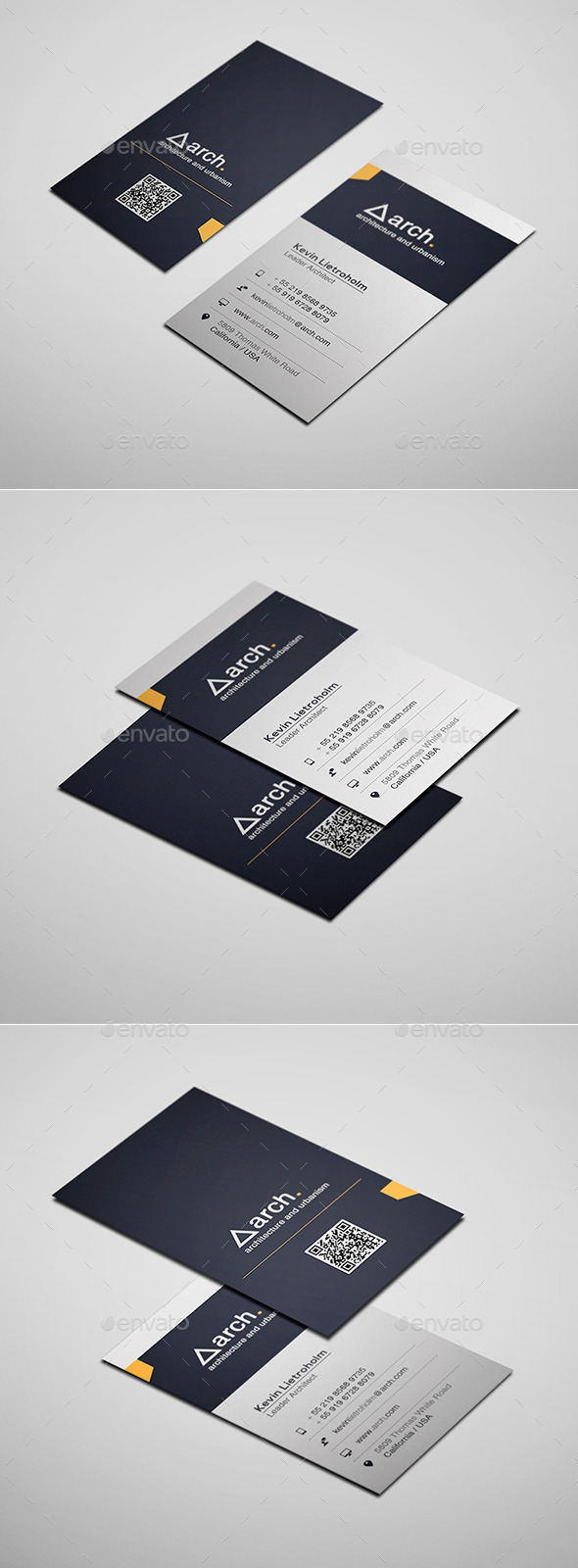 GraphicRiver Business Card Vol 01 11382019