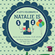 Baby Birthday Template - Vol. 3 - GraphicRiver Item for Sale