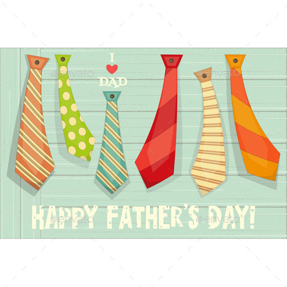 GraphicRiver Father s Day 11445613