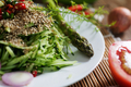Asian type cucumber salad. - PhotoDune Item for Sale