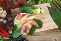 Rice noodle with shrimp - PhotoDune Item for Sale