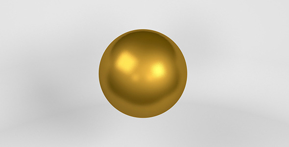 3DOcean Gold Material Vray 11445810