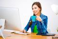 Casual businesswoman - PhotoDune Item for Sale