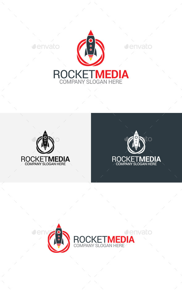 GraphicRiver Rocket Logo 11446165