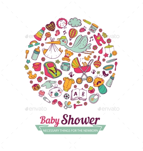 GraphicRiver Baby Care 11446336