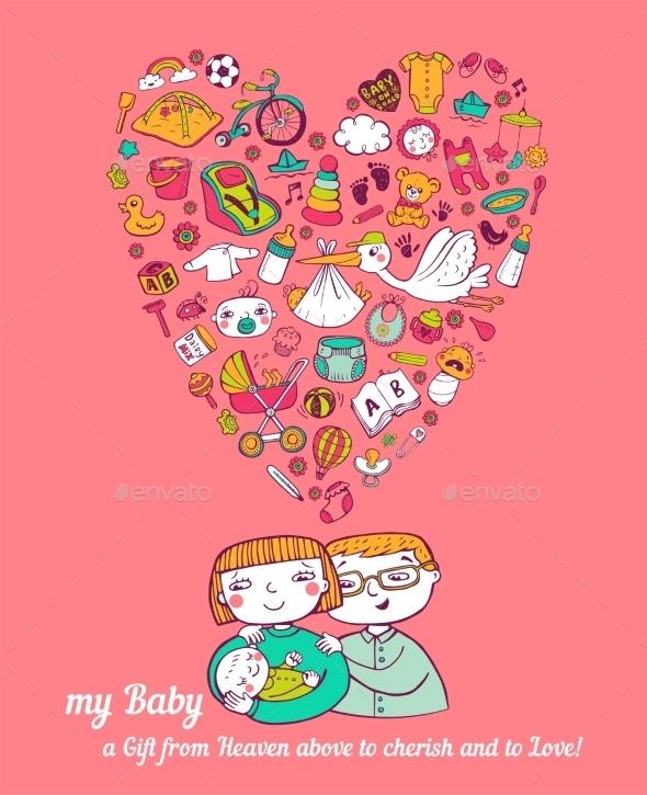 GraphicRiver Baby Care 11446343