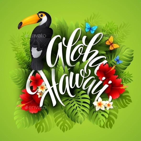GraphicRiver Aloha Hawaii 11446658