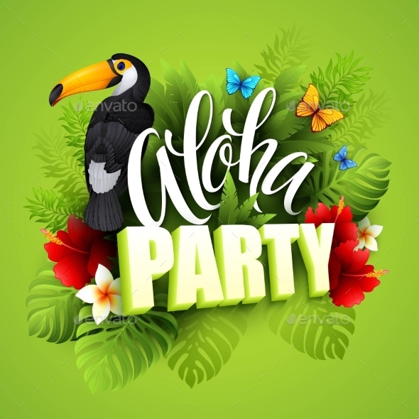 GraphicRiver Aloha Hawaii 11446685