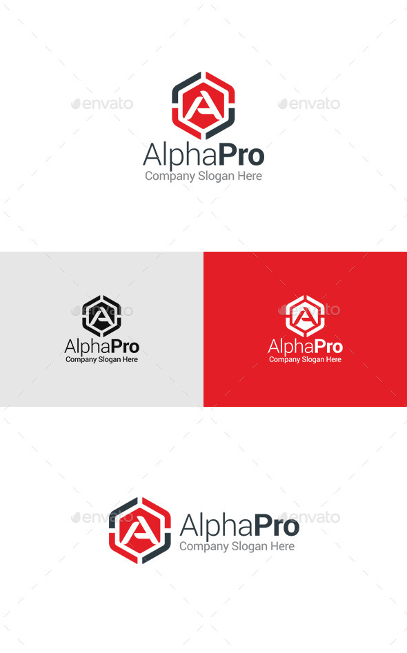 GraphicRiver A Letter Logo 11447021