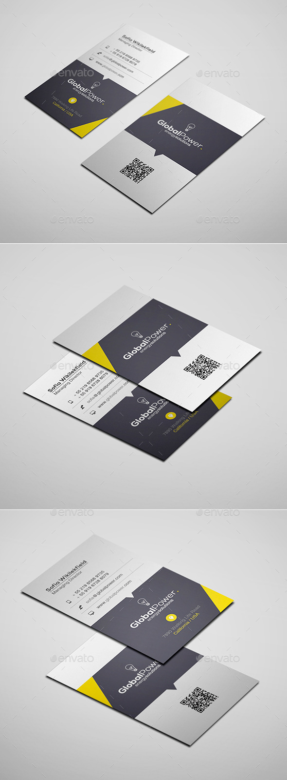GraphicRiver Business Card Vol 04 11447388