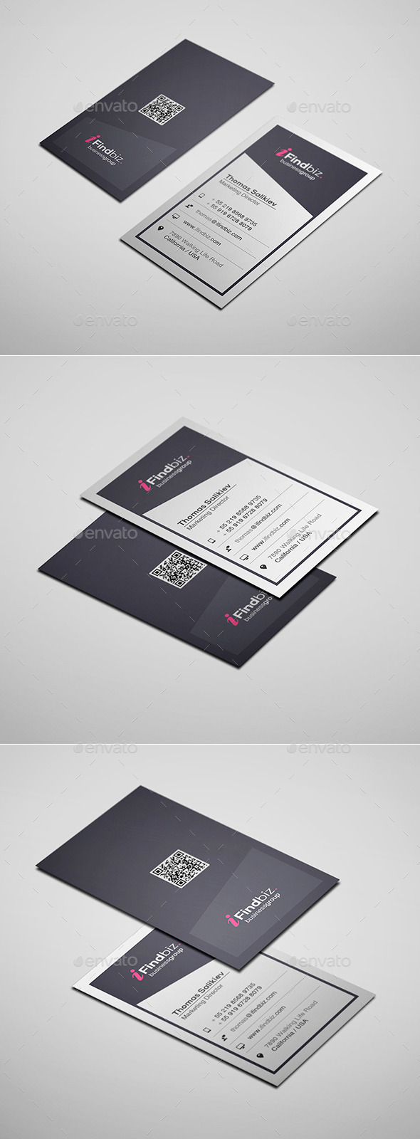 GraphicRiver Business Card Vol 05 11447755