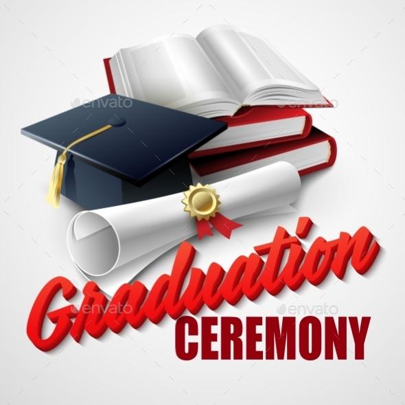 GraphicRiver Graduation Ceremony 11448446