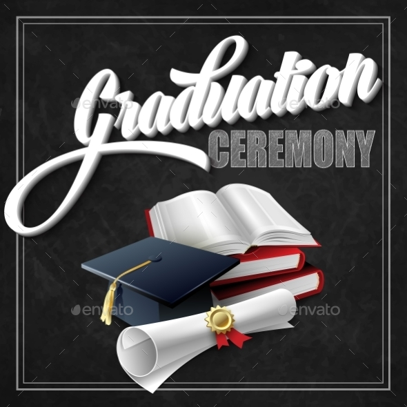 GraphicRiver Graduation Ceremony 11448448