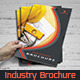 Industrial Brochure Templates - GraphicRiver Item for Sale