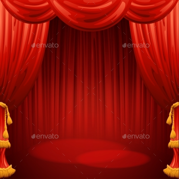 Simple ganpati decoration with curtains images for Background decoration for ganpati