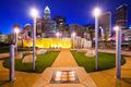 Charlotte North Carolina Park and Skyline - PhotoDune Item for Sale