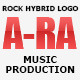 Rock Hybrid Logo - AudioJungle Item for Sale