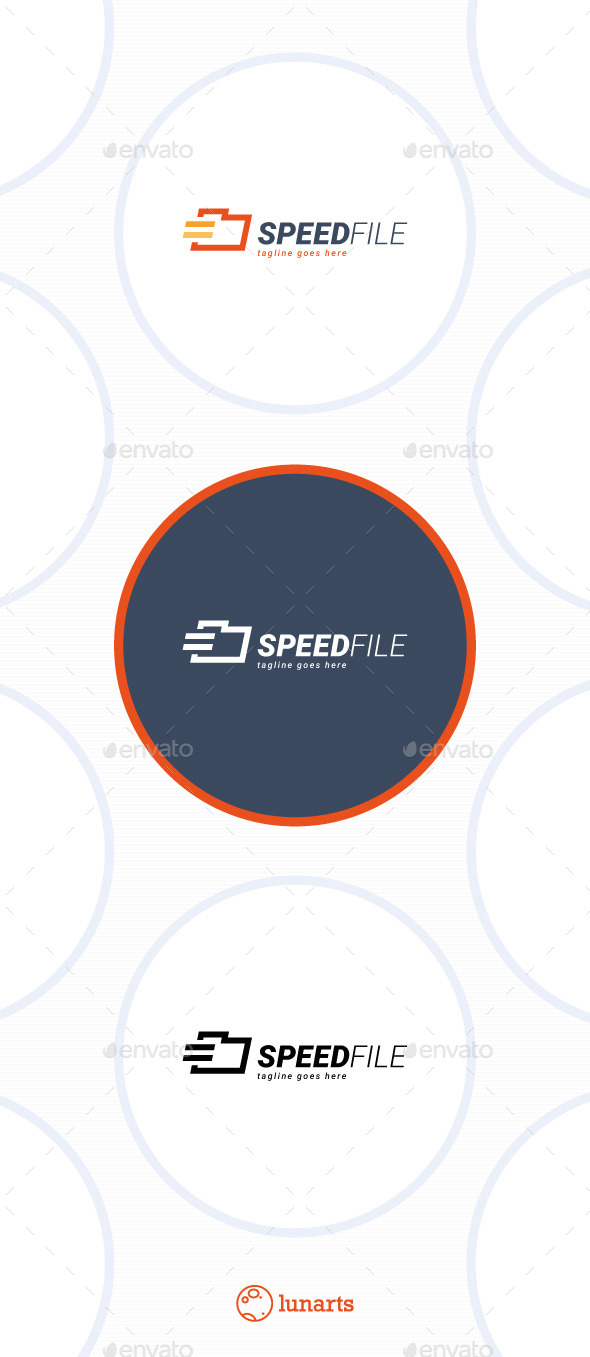 GraphicRiver Speed File Logo 11449632