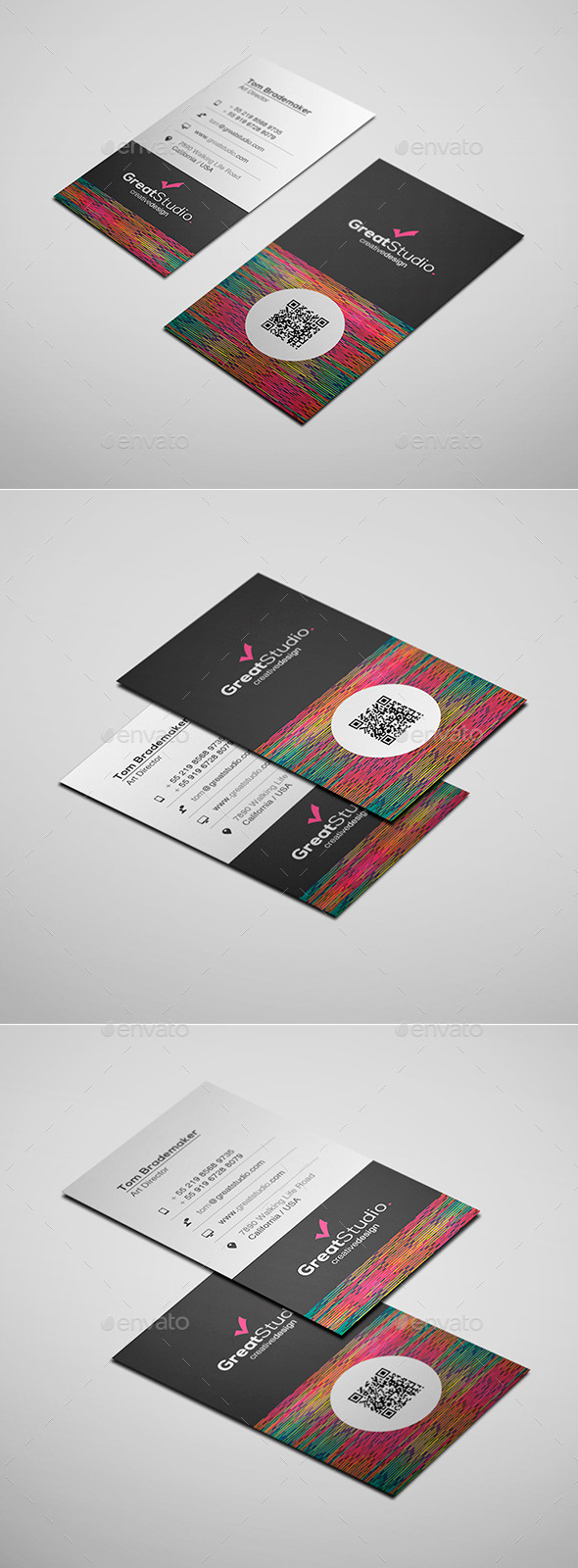 GraphicRiver Business Card Vol 07 11449674