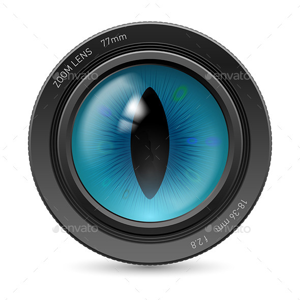 GraphicRiver Camera Lens 11450586