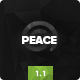 Peace - Responsive Multipurpose HTML5 Template v1.1