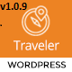Traveler - Travel/Tour/Booking WordPress Theme - ThemeForest Item for Sale
