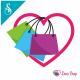Love Shop - Fashion Logo - GraphicRiver Item for Sale