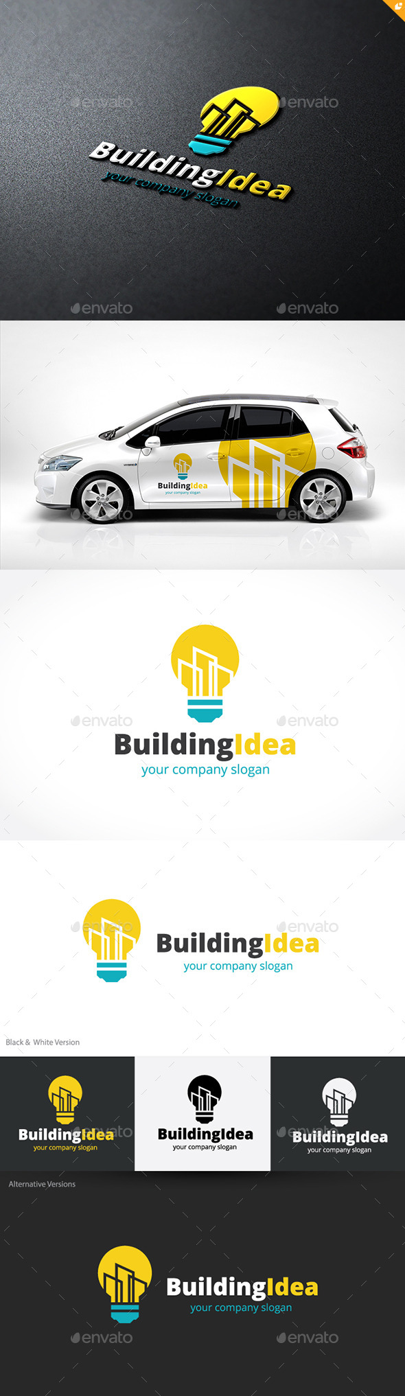 GraphicRiver Building Idea 11442675