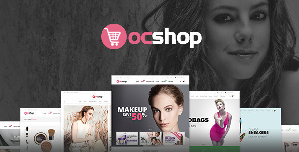 ThemeForest Ves OC Shop Responsive Magento Theme 11451160