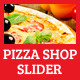Pizza Shop Slider - GraphicRiver Item for Sale