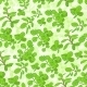 Seamless Green Tree Branch Leaves Floral Pattern - GraphicRiver Item for Sale