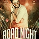 Road Night Party Flyer - GraphicRiver Item for Sale