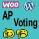 WordPress / WooCommerce Voting