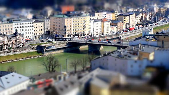 VideoHive City Bridge 11287818
