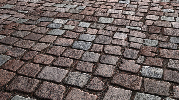 Old Cobblestone Seamless - 3DOcean Item for Sale